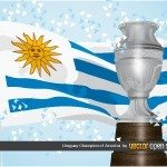 uruguay,copa,cup,champion,flag,celebration,football,soccer,forlan,suarez,america,champion