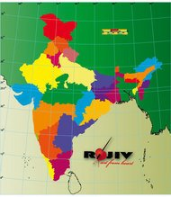 india,state,map,bihar,haryana,punjab,up,rajeev,kamal