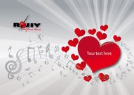 music,heart,node,rajeev,kamal,song,valentine