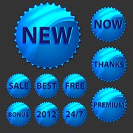 sticker,hologram,new,sign,shiny sticker,badge,best,premium,seal,thanks