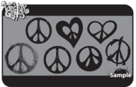 grunge,heart,hippie,love,peace,retro,vintage,peace sign,hippy,woodstock