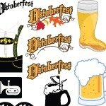 oktoberfest,beer,pretzel,germany,flag