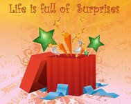 abstract,background,gift,star,box,surprise,birthday,postcard,present.,life,i,full,star,i