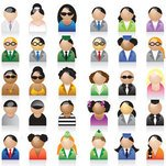 office,people,vector icon