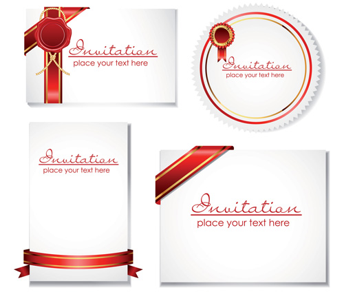 Invitation Card Template Clipart Graphic Free Clipart Image