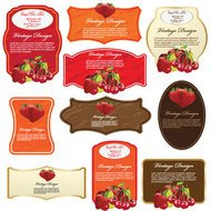 fruit,label,sticker pack