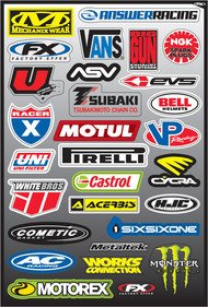auto,background,bell,castrol,firelli,helmet,motul,racer,sticker