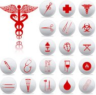 aid,assistance,beaker,bowl,button,capsule,clinic,doctor,drop,element,emergency,equipment,healthcare,healthy,heartbeat,hospital,human,illness,kit,medical,medicine,object,occupation,pill,prescription,scientist,set,sign,snake,stethoscope,surgery,symbol,vitamin