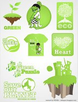 concept,eco,ecology,environment,environmental,go green,green,heart,leaf,nature,object,planet,puzzle,recycle,save,sustainable