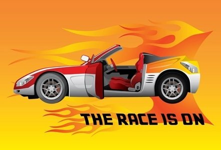 Race Car Driver Clip Art