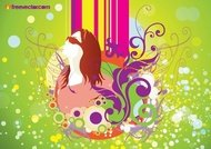 bubble,circle,face,field,garden,girl,invitation,ornament,person,scroll,season,shade,spring,stripe,summer,background,colorful stripe,decoration,floral,swirl,woman,animals,backgrounds & banners,buildings,celebrations & holidays,christmas,decorative & floral,design elements,fantasy,food,heraldry,icons