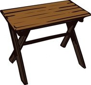 collapsible,wooden,table,furniture