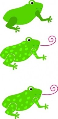 frog,granota,grenouille,colour,cartoon,animal,media,clip art,public domain,image,svg
