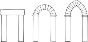 arch,type,straight,gothic,roman,architecture,media,clip art,externalsource,public domain,image,png,svg