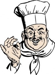 happy,chef