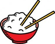 bowl,rice,food,grain,chopstick,media,clip art,externalsource,public domain,image,svg,chopstick,chopstick