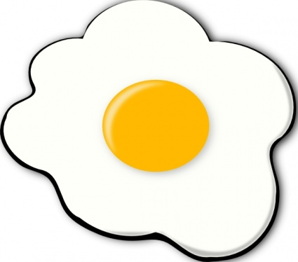 Sunny Side Up ClipArt Cliparts Kostenlose Clipart
