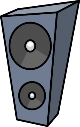 Gallery For > DJ Speakers Clipart On Dolly