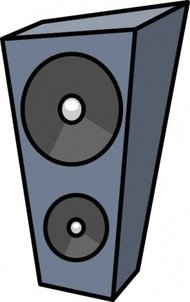 cartoon,speaker,colour,electronics,sound,music,loudspeaker