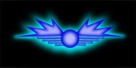 wing,glowing,symbol,sign