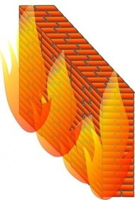 firewall,computer,network,symbol,scheme,diagram,fire,brick,wall
