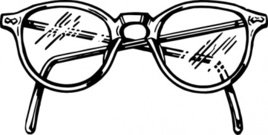 spectacle,optic,glasses,line art,black and white,contour,coloring book,outline,optic,spectacle,wikimedia common,psf