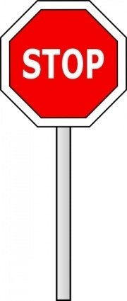 stop,sign,traffic,signalisation,colour,symbol,media,clip art,public domain,image,svg