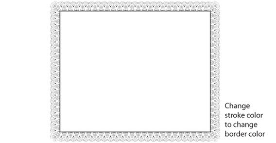 Formal Certificate Border Clip Art Download 655 clip arts (Page 1 ...