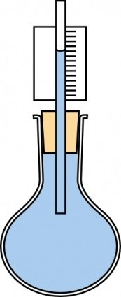 water,expansion,flask,colour,science,heat,conical flask,diagram