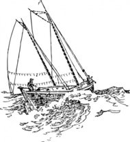 boat,sailing,strong,wave,maritime,ship,transportation,pink,media,clip art,externalsource,public domain,image,png,svg