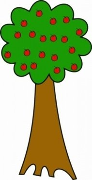 tree,fruit,idea,nature,plant,wood,media,png,clip art,public domain,image,svg