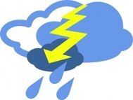 severe,thunder,storm,weather,symbol,sun,rain,snow,cloud,icon