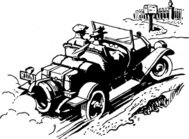 style,automobile,transportation,vehicle,car,historical,media,clip art,externalsource,public domain,image,png,svg