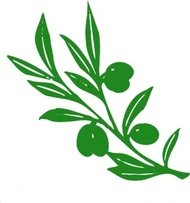 olive,tree,branch,nature,plant,food,leaf,monochrome,silhouette,media,clip art,public domain,image,svg