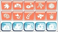 flower,theme,icon