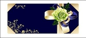 gift,card,leaf,butterfly,knot
