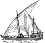 dhow,sail,boat,maritime,sailing,ship,drawing,line art,media,clip art,externalsource,public domain,image,png,svg,wikimedia common,psf,wikimedia common