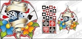 poker,element,material,poekr,card,heart,diamond,club,spade,wreath,wrap,banner,checkered,pattern,leaf,flower,red,gold,brown,black,card,spade,design