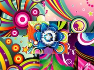 vector pack,wonderful,background,flower,wallpaper,floral,colorful,star,circle,funky,background,star,circle,vector,pack,background,flower