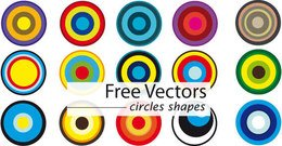 free,vector,circle,shape