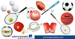 object,sport,equipment,item,tennis,racket,ball,basketball,soccer,badminton,bowling,pin,baseball,bat,football,table,pingpong,object,free,sport,vector,sport,item