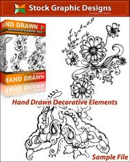 hand,drawn,decorative,element,_hand_drawn_decorative_elements