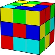 rubik,cube,unchecked,toy,play,playing,game,puzzle