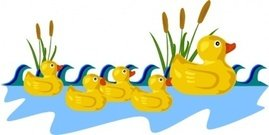 rubber,duck,family,swimming,animal,toy,bath,media,clip art,public domain,image,png,svg