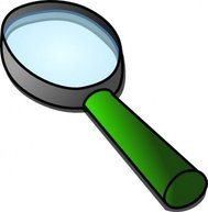 magnifier,glass,media,clip art,public domain,image,png,svg