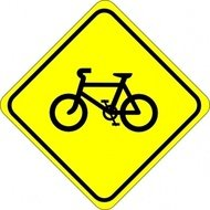 watch,bicycle,sign