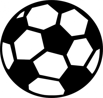 Fussball Ball Clipart Clipart Graphic Free Clipart Image