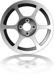 alloy,wheel,alloy wheel,car wheel,media,clip art,public domain,image,png,svg,photorealistic