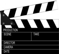 movie,clapper,board,clapperboard,clapboard,slate,slate board,sync slate,stick,marker,film,video,media,clip art,how i did it,public domain,image,png,svg,stick,movie,stick,movie