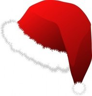 santa,claus,cartoon,santa claus,hat,media,clip art,public domain,image,svg